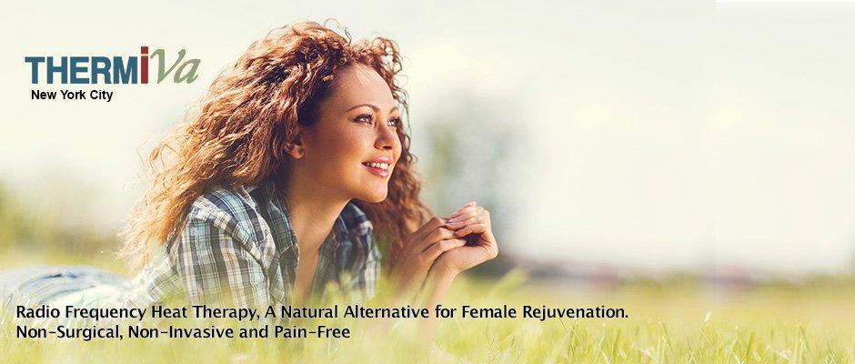 ThermiVa Treatments for <BR>Vaginal Rejuvenation